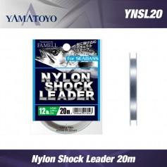 Yamatoyo Nylon Shock Leader 20m