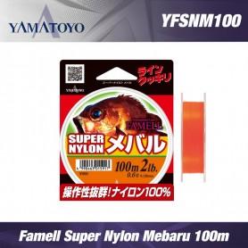 Yamatoyo Famell Super Nylon Mebaru 100m