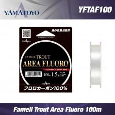 Yamatoyo Famell Trout Area Fluoro 100m