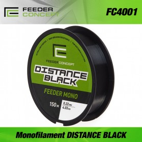 Feeder Concept line DISTANCE BLACK