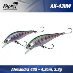 PALMS Vobler Alexandra 4.3cm & 3.3gr Sinking