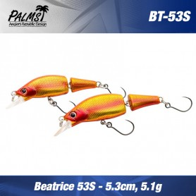 PALMS Vobler Beatrice  5.3 cm & 5.1 gr Sinking