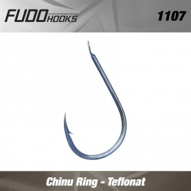 Carlige Fudo Chinu Ring , Teflonat