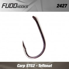 Carlige Fudo Carp STG2 , Teflonat