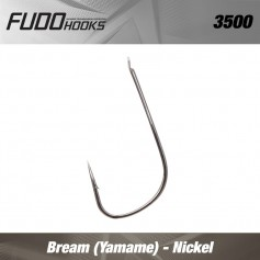 Carlige Fudo Bream (Yamame) , Nickel