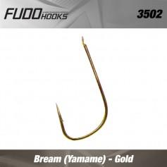 Carlige Fudo Bream (Yamame) , Gold
