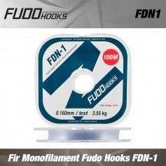 Fir Monofilament Fudo Hooks FDN-1
