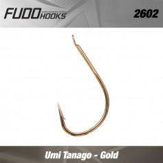 Carlige Fudo Umi Tanago , Gold