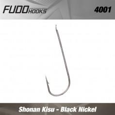 Carlige Fudo Shonan Kisu , Black Nickel