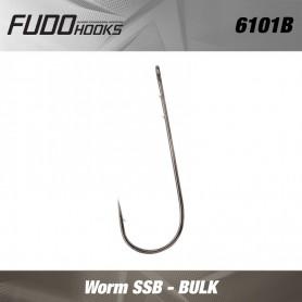 Carlige Fudo Worm SSB (BULK)