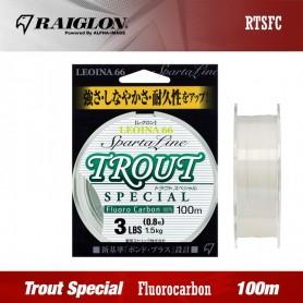 Raiglon Trout Special Fluorocarbon 100m