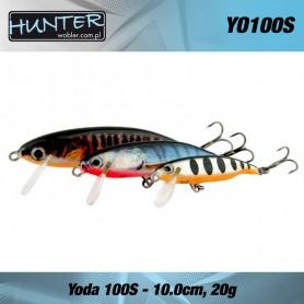 Hunter Yoda 10cm / 20gr - sinking
