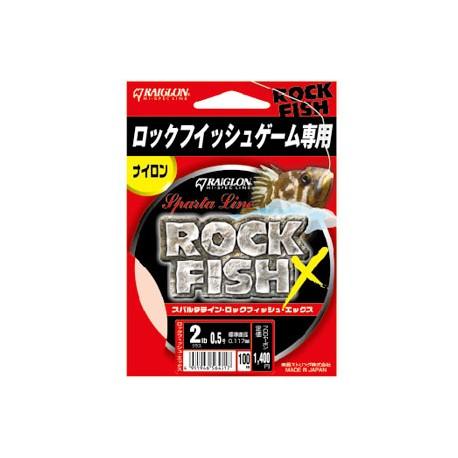 Raiglon Sparta Line Rockfish X Monofilament 100m