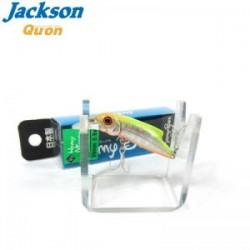 Jackson Qu-on Py Heavy Minnow 3.9 cm & 3.8 gr Sinking
